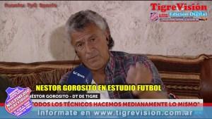 Néstor Gorosito y el futuro de Tigre