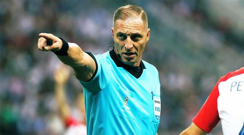 NéstorPitanaserá el árbitro de la GRAN FINAL