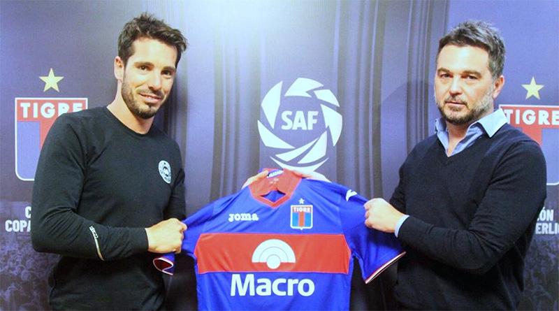 El gran capitán por un año más, firmó Galmarini