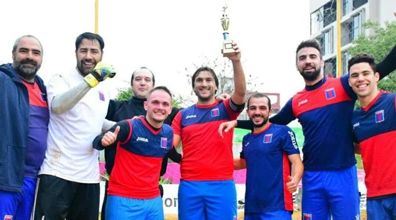 Fútbol Playa: De Tigre para todos