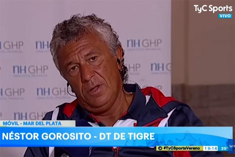 Repudio a las declaraciones de Gorosito
