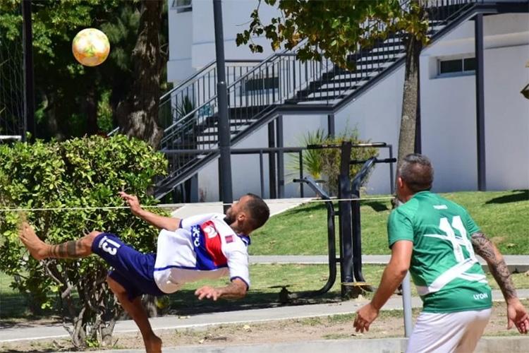 Gran arranque del Matador en el Fútbol Playa