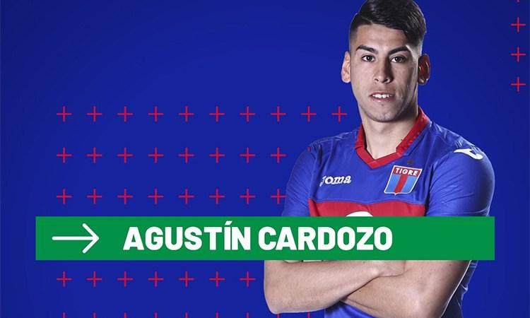Agustín Cardozo dio positivo de Coronovirus