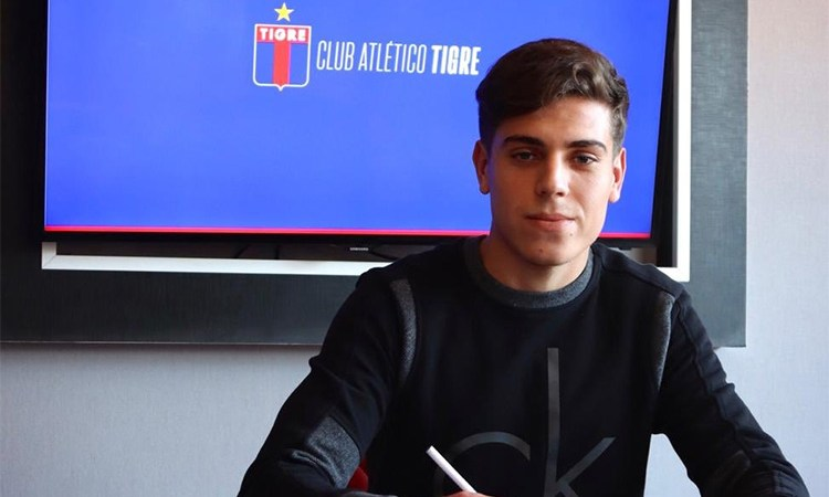 Primer contrato para Ivo Kestler