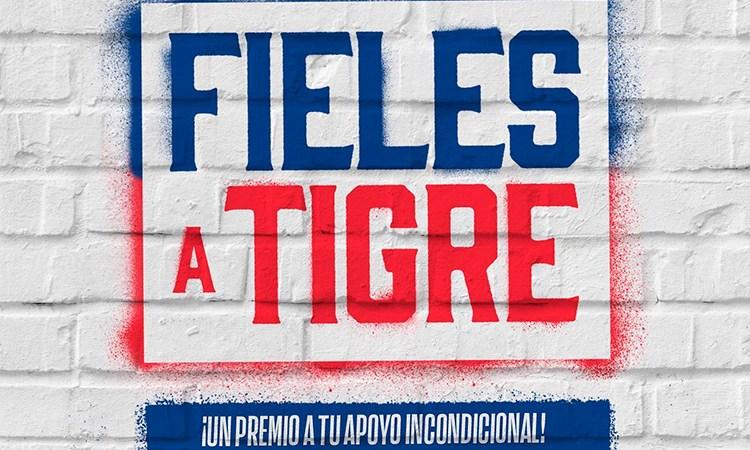 """Anuncian la apertura de la Secretaría y presentan """"FIELES A TIGRE"""""""