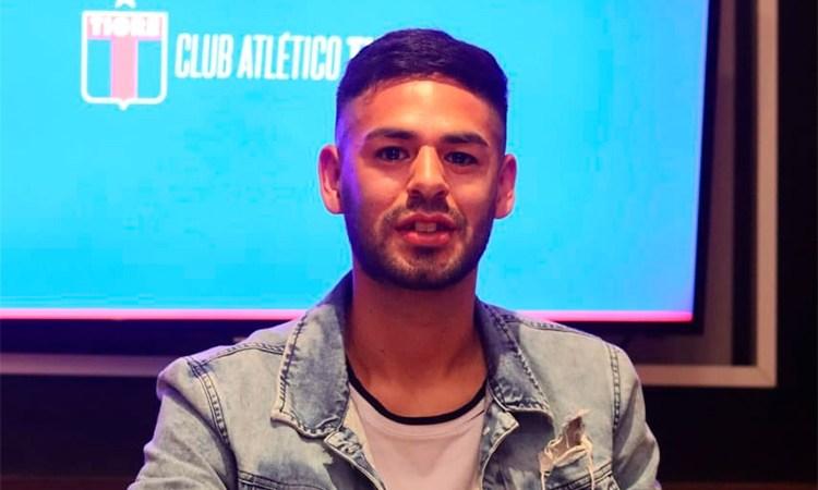 Cristian Zabala es nuevo jugador de Tigre