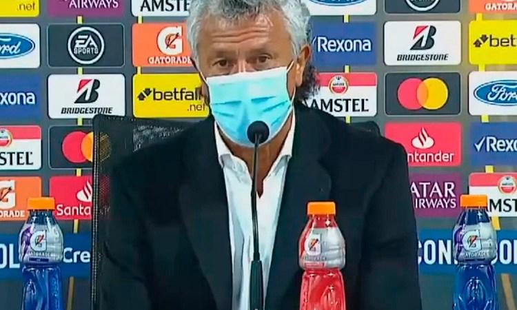 """Néstor Gorosito: """"Lo que habitualmente se hace en pretemporada, nosotros lo hacemos en la Copa"""""""