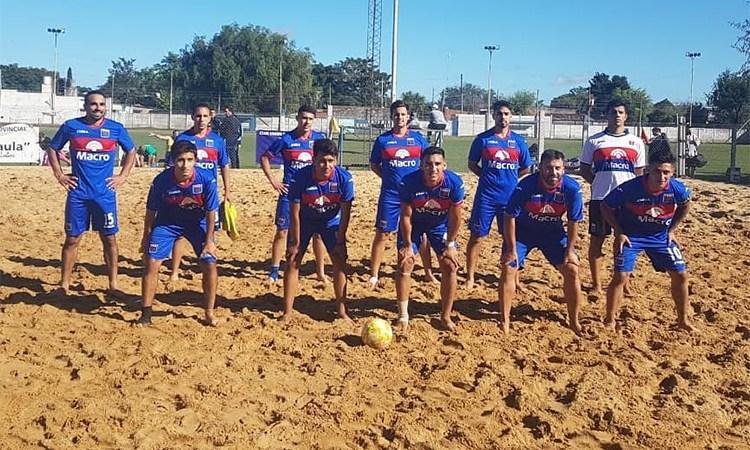 Nueva fecha del Fútbol Playa