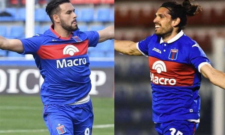 """Diego Martínez: """"Pablo y Enzo son de los mejores centro delanteros de la categoría"""""""