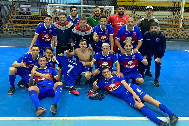 En un partidazo, el Futsal de Tigre clasificó a la Zona Campeonato