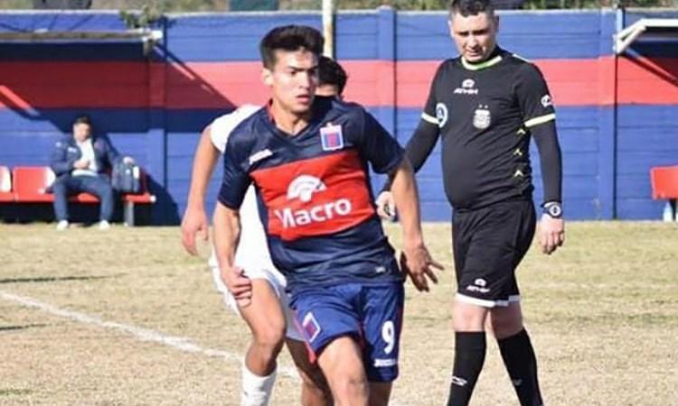 "Ronaldo Vera: ""Mi objetivo es llegar a Primera"""