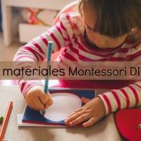 10 materiales Montessori que merece la pena fabricar