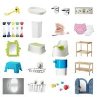 20 objetos para montessorizar el bano de los peques
