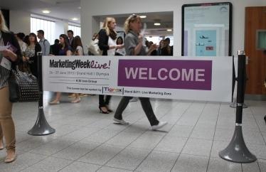 Marketing Week Live 2013