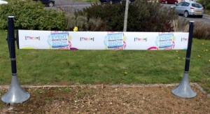 Tigrox Outdoor Banner