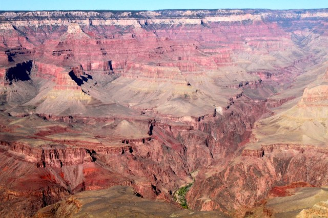 Grand Canyon view from Mather Point