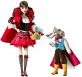 Barbie Roodkapje & de Wolf