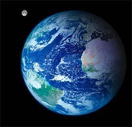 Aarde en maan copy