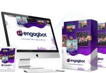EngagBot Review – How To Create Attractive Content In 1-Click!