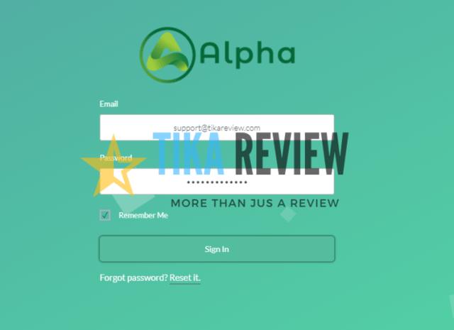 Alpha WhatsApp Demo