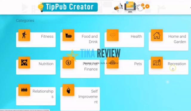 TipPub Creator Demo