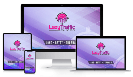 Lazy Traffic Sniper Review: New Way To Generate Buyer Traffic And Sales