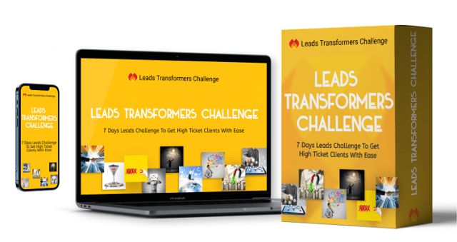 Leads Transformers Challenge Review 1