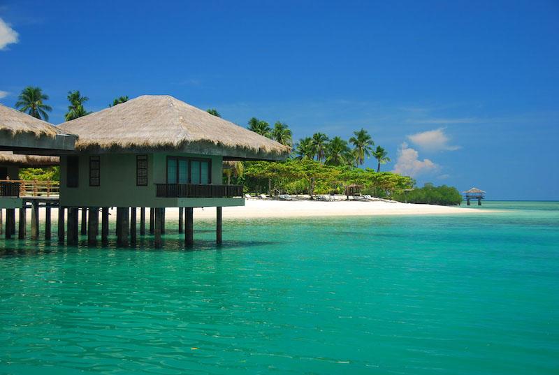 Dos Palmas Island Resort in Puerto Princesa, Palawan