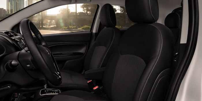 Mitsubishi Mirage Front Seats Dashboard