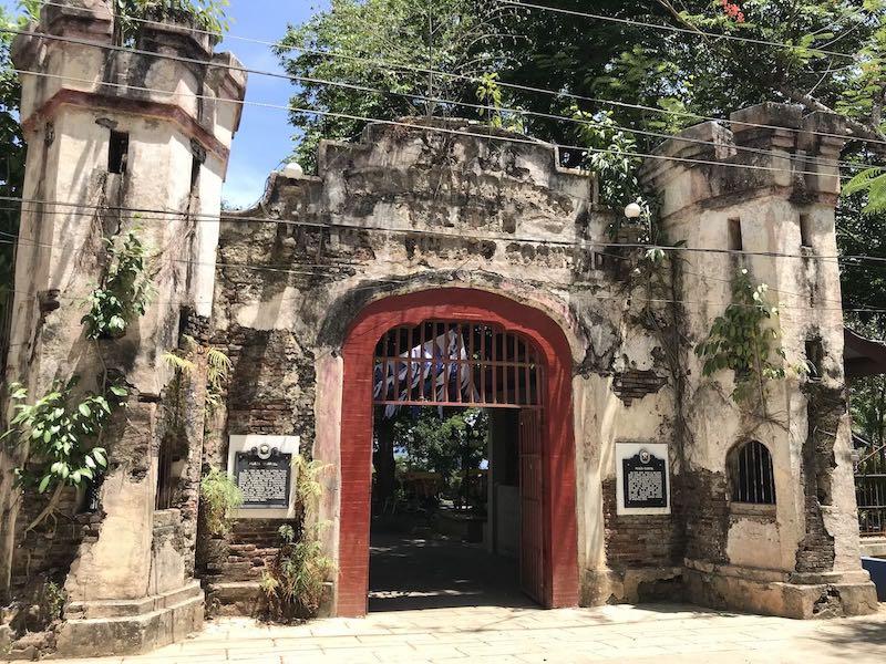 Plaza Cuartel, Puerto Princesa