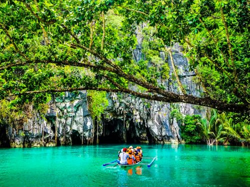 Puerto Princesa Underground River Tour by FGB Travel and Tours