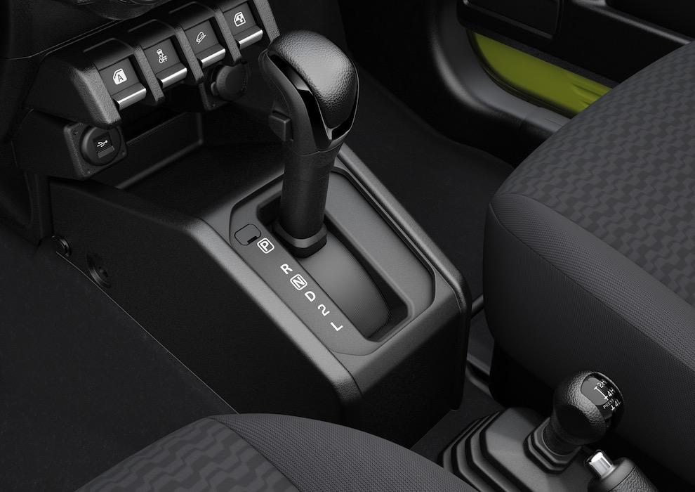 Suzuki Jimny Automatic Transmission