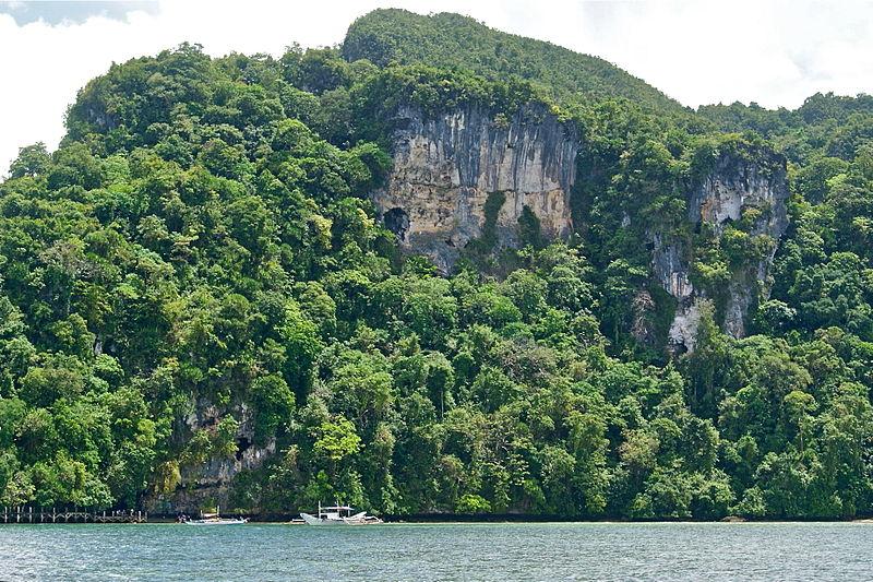 Tabon Caves in Palawan