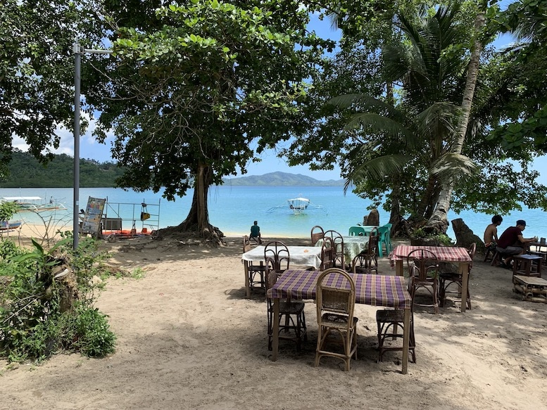 Where to stay in Port Barton, Palawan