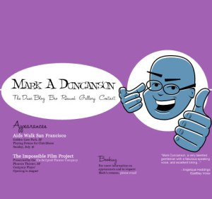Mark A Duncanson: Voice Over Talent.