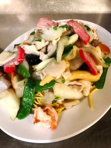 Chef's Specialty Eight Jewel Lo Mein