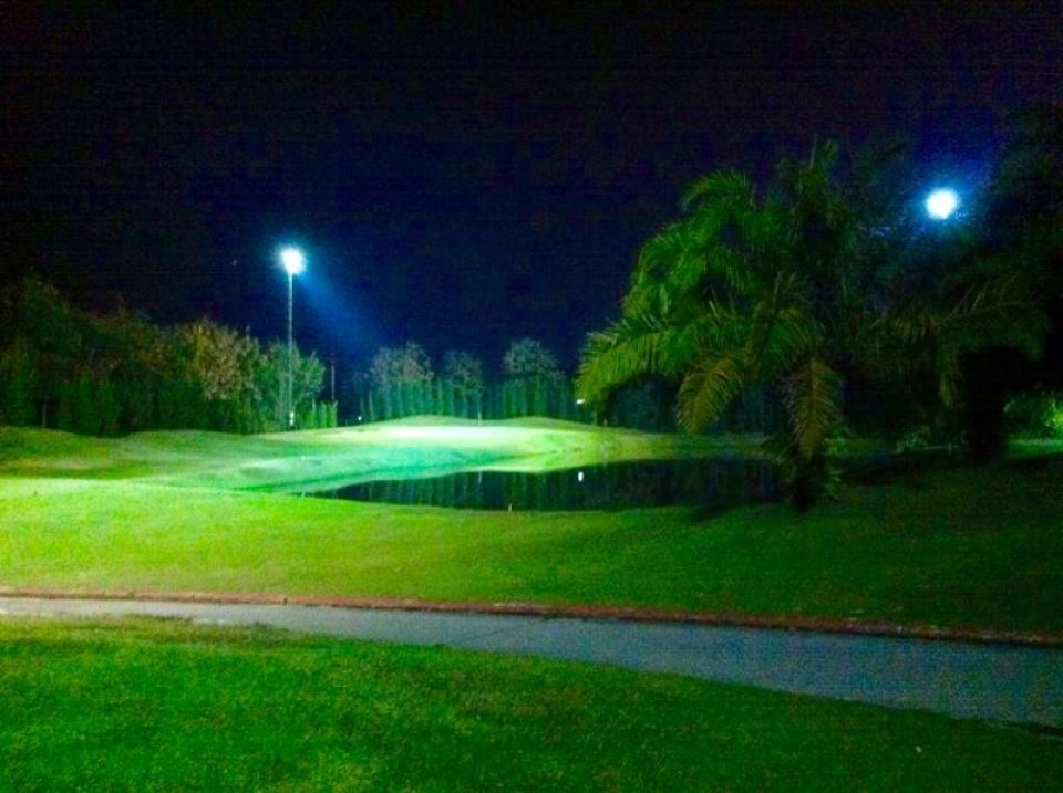 Night golf chiang mai