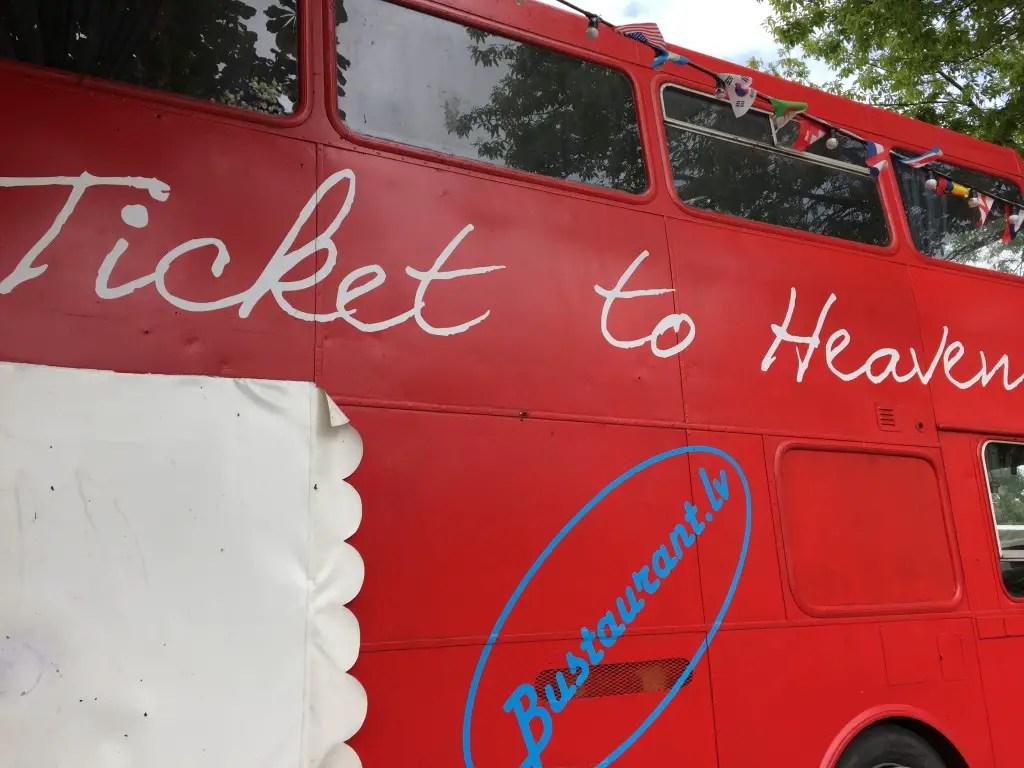 Ticket to Heaven, Riga