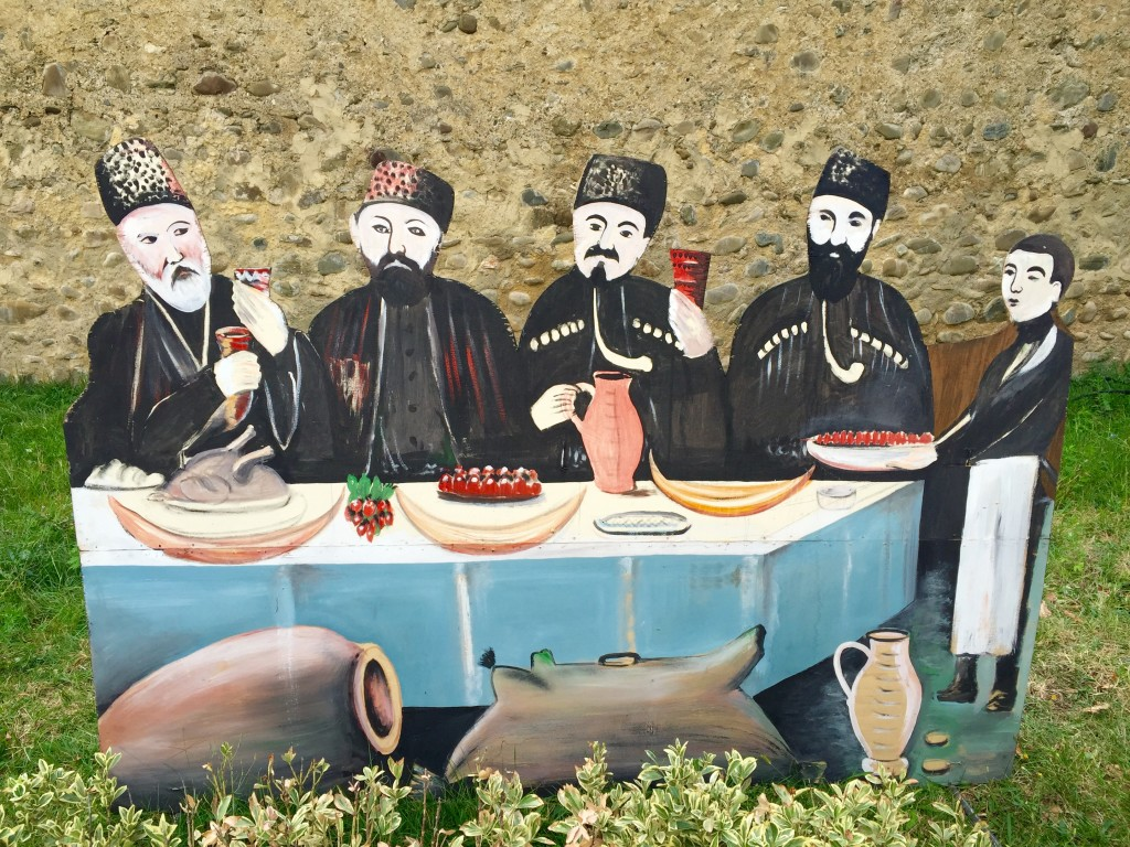 Georgians of the past