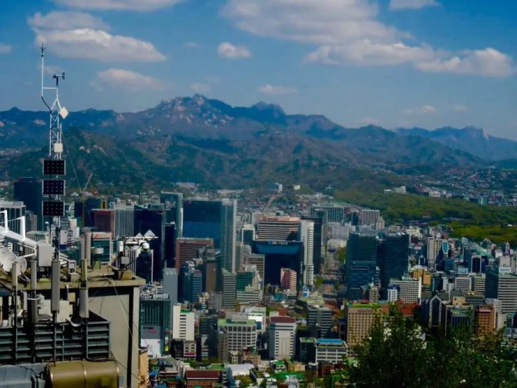 Would like to go back to Seoul!