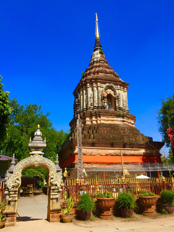 best temples in chiang mai