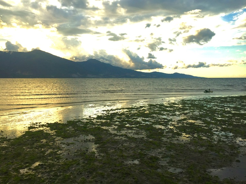 Talise Beach sunset