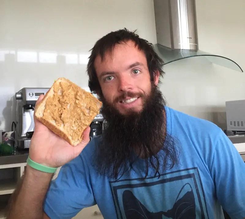 best vegan travel snack