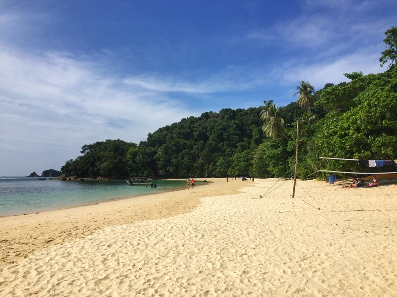 kapas island beaches