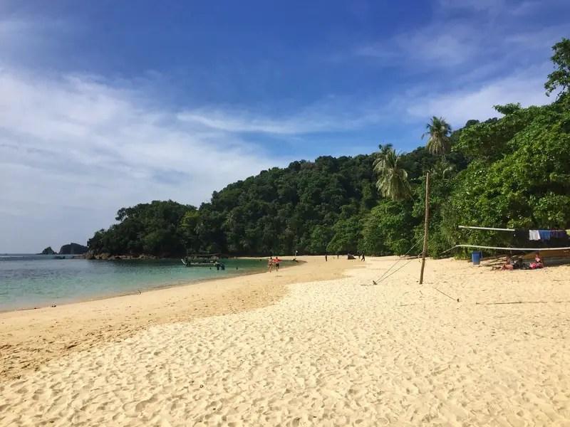 kapas island beaches