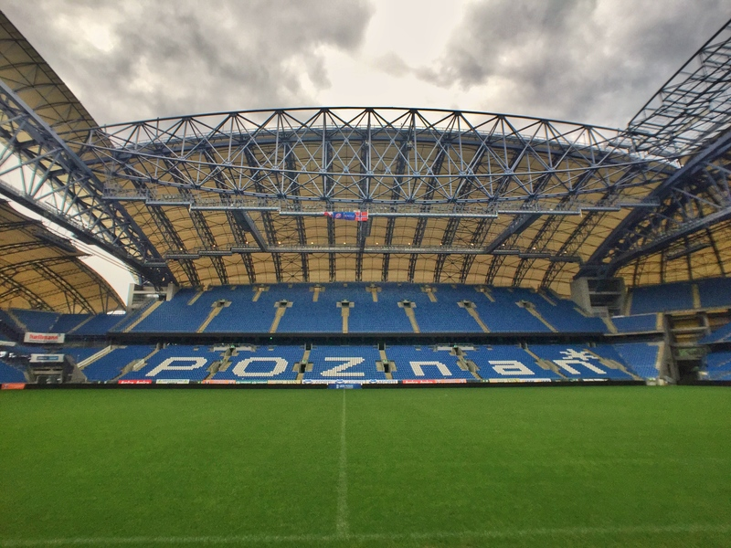 lech poznan stadium tour review