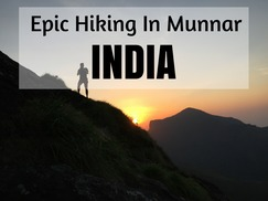 hiking in india