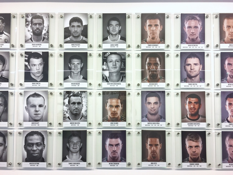 warsaw legia players