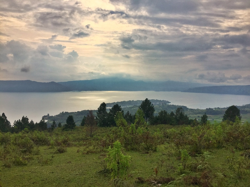 best view of toba