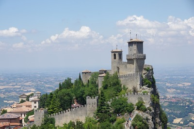 san marino accommodation